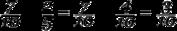 \frac{7}{10} - \frac{2}{5} = \frac{7}{10} - \frac{4}{10} = \frac{3}{10}