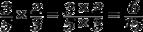\frac{3}{5} \times \frac{2}{3} = \frac{3 \times 2}{5 \times 3} = \frac{6}{15}